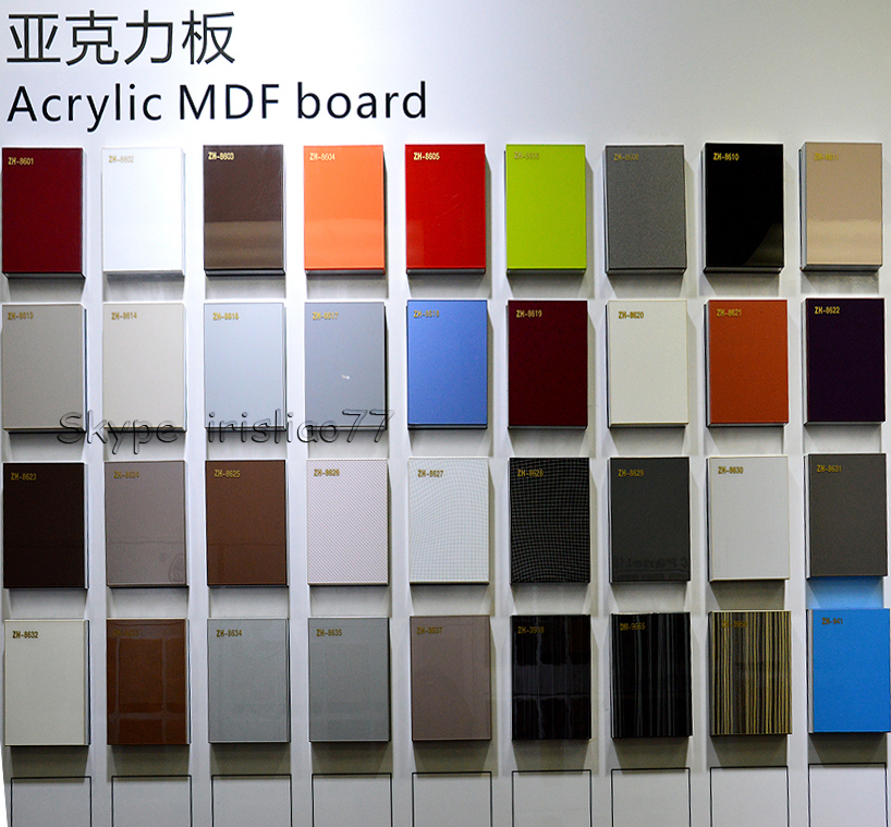 Kitchen cabinet doors china - High Gloss Acrylic Mdf Boards View Acrylic Mdf Board