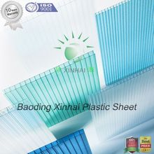 Sabic material UV protection swimming pool roof polycarbonate plastic sheet