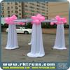 RK decorative wedding backdrop/portable wedding curtains