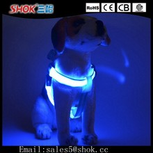 Glow in the Dark Safety Vest&LED Dog Harness&Harnesses For Dog