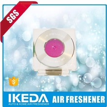 Corporate air freshener for car accessory