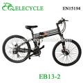 De montaña 26 hummer bicicleta eléctrica plegable
