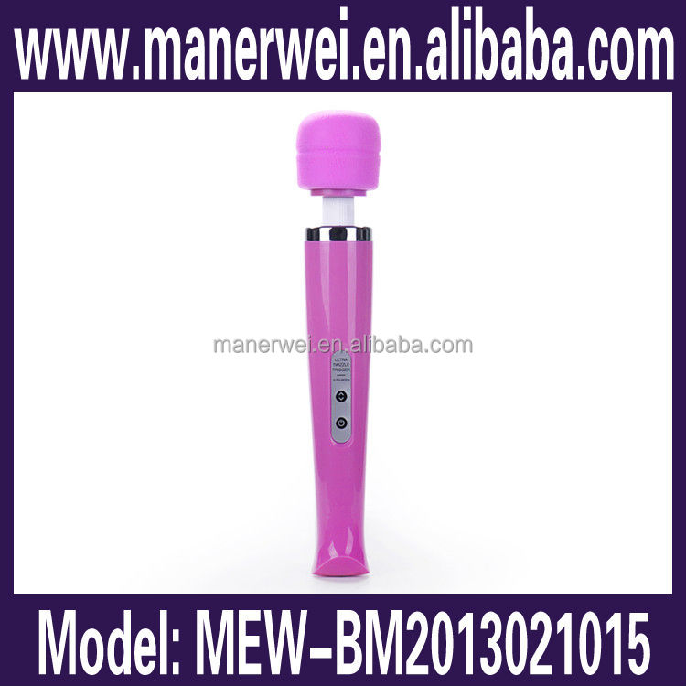 Hot!! Wholesale 6 colors magic wand personal massager