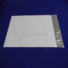 White Courier plastic packaging bag