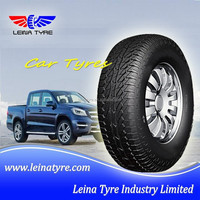 100% new car tyre for SUV P265/65R17