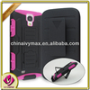 Belt clip holster case for Samsung S4 heavy duty high quality case