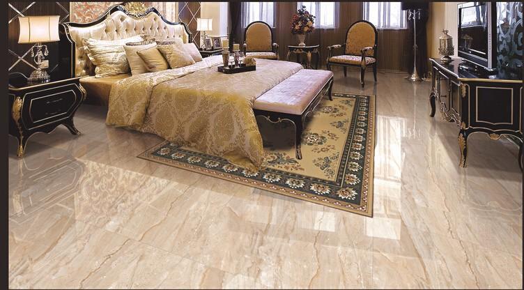 Porcelain White Travertine Floor,Stone Look 24x24 Ceramic Tile Floor ...
