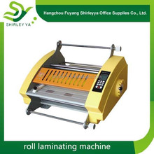 hot sale automatic best price Professional Supplier of Advanced Thermal Roll Laminating Machine