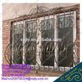 De metal de hierro para ventanas venta/de hierro forjado hermoso diseño de la parrilla