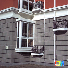 waterborne waterproof exterior textured tile spry acrylic wall paint