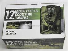 Original 5210M Trail Farm Hunting Camera Cam 2.4' LCD Bulit-in 42pcs LED 12MP 720P Hunting Wildlife Trail Surveillance Camera