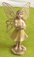 5.3 inch wholesale cheap resin fairy figurine