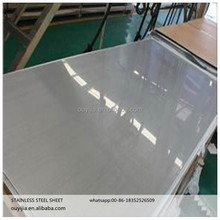 200 300 400 Series Grade and AISI ASTM Standard stainless steel sheet plate