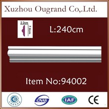 polyurethane indoor and outdoor skirting board