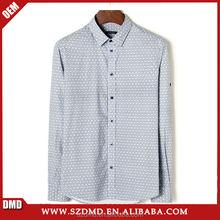 Gros brand new dernières custom design imprimer shirts