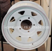 Non-beadlock 4x4 steel wheels for cars in hot sale