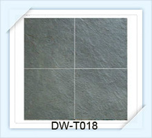30~60*30~60 cm natural black slate