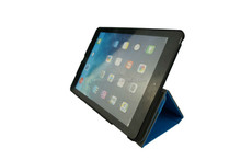 Slim leather Case for Apple iPad air 1,2