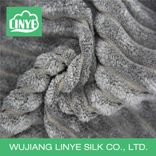 fashion and cheap fleece toy fabric corduroy fabric