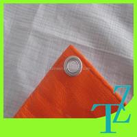 Hot selling low price PE waterproof tarpaulin, PE Laminated tarp