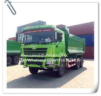 ShaanXi Shacman 10 Wheel Dump Truck Capacity