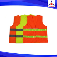 Hot Selling reflective safety vest by super sell cheap safety reflective vest