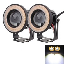 Waterproof LED Eagle Eye Light with 2.5 inch 10W 900LM Cable Length: 20cm