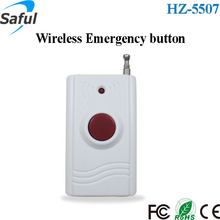 Long range signal transmission 315Mhz/ 433Mhz portable useful wireless panic button for emergency