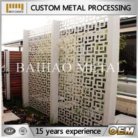 shop cleaning galvanized sheet metal