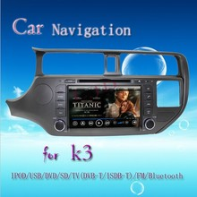 multimedia car for k3