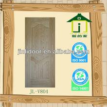 MDF Melamine Molded front door