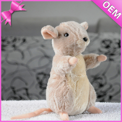 15cm Standing Stuffed Mouse Toy, Stuffed Mouse Plush Toy Mouse, Stuffed Animal Mouse