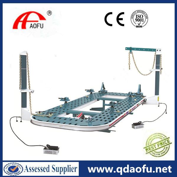 car frame repair machine