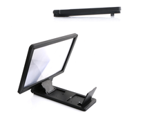 2016 Latest 3d Enlarge Screen Magnifier Enlarge Screen For Mobile Phone Stand/4.7inch Become 8.2inch