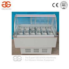Hot Selling Ice Cream Display Freezer/Freezer Display for Ice Cream