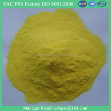 ISO best price offer exporting super quality polyaluminium chloride pac