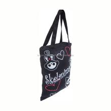 Alibaba China supplier recycled cotton tote bag/shopping bag