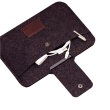 7 inches felt tablet protective cover case