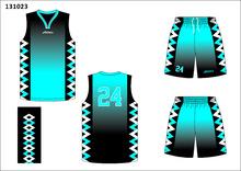 desginer any logo cheap reversible custom basketball uniform