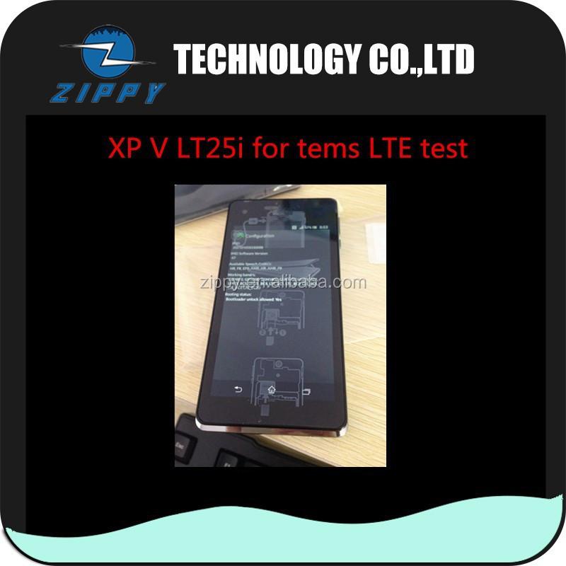 original unlocked Xper* V handset/ lt25i tems phone--telecom tools ...