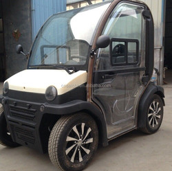 2015 hot sell Automatic Transmission mini electric car with Low Price motor electric car