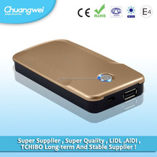 portable ultrathin emergency power bank, li-ploymer powerbank