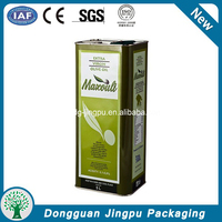 Dong guan Custom wholesale olive oil can