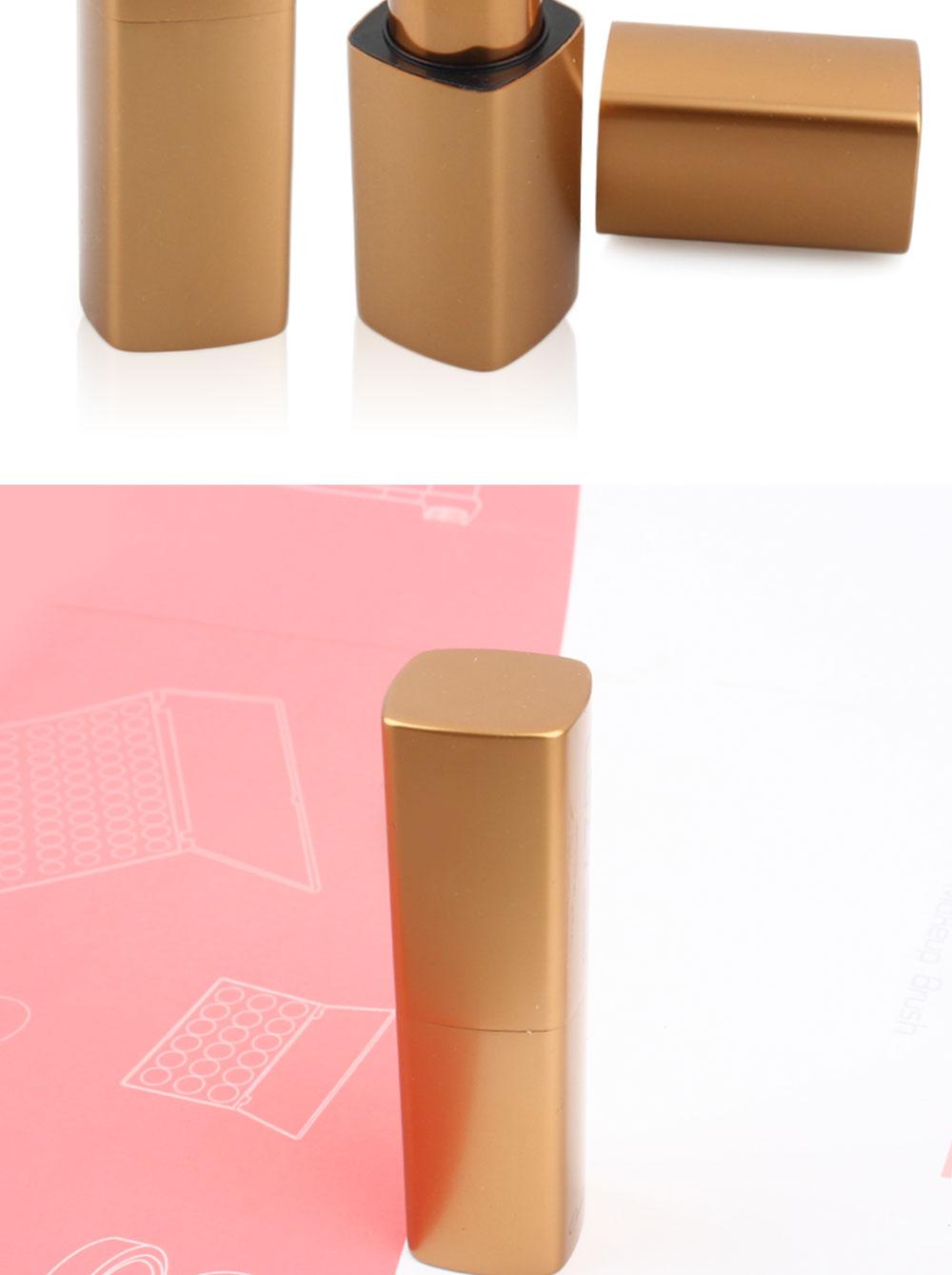 2017 OEM 로고 립글로스 채식주의 립스틱 화장품 메이크업 립 스틱