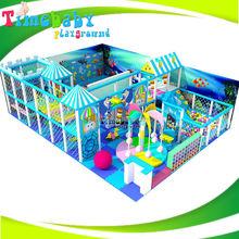 HSZ-HXJD6002 Kids indoor toy maze game equipment, children playground naughty castle