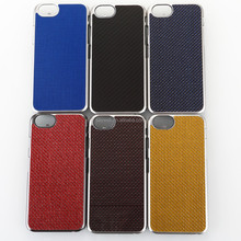 Superion quality beautiful carbon fiber case for iphone 6 , Luxury mobile phone shell