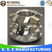 black anodizing mechanical parts with logo aluminum engine parts