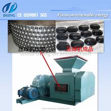 briquette making machine for making coal / charcoal /carbon black pellet