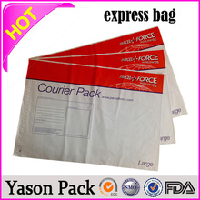 Yason hot courier bag documents courier satchel bag for shipping cheap courier plastic bag
