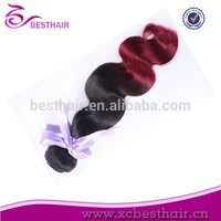2015 new products 8a qingdao track human hair braid